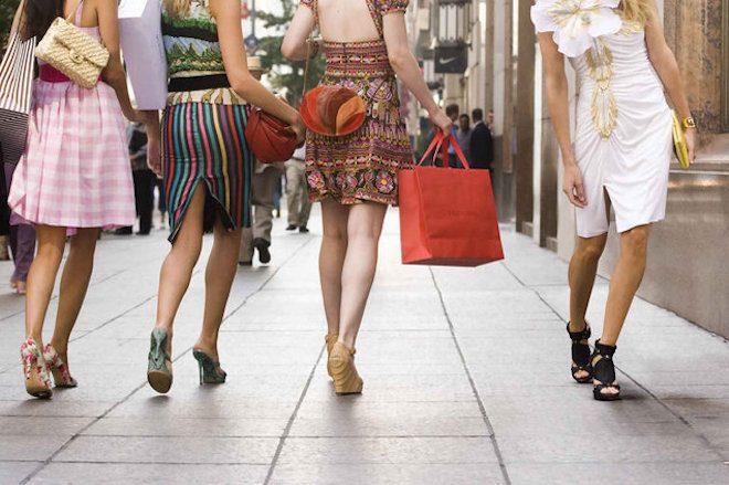 Sex-the-City-mujeres paseando