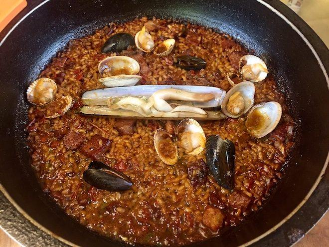 la vermuterie arroz barcelona