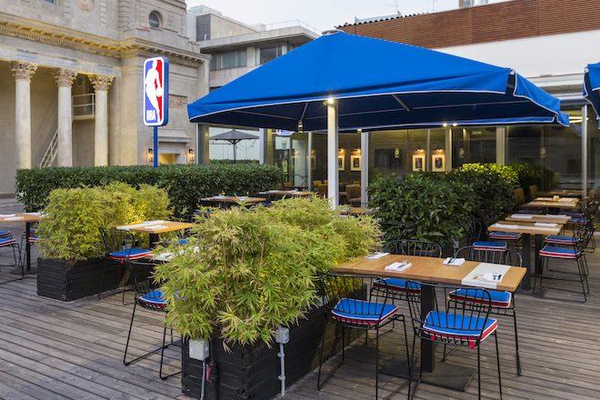 terraza nba restaurante barcelona 2