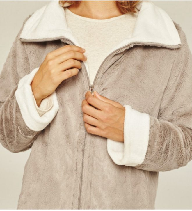 textura homewear chaquetas