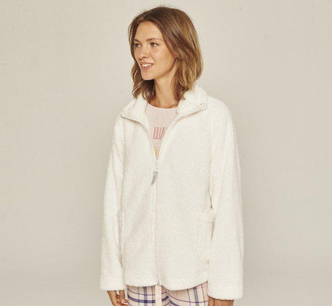 textura homewear chaquetas para casa