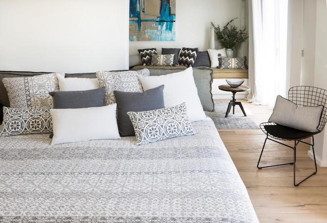 textura homewear ropa de cama