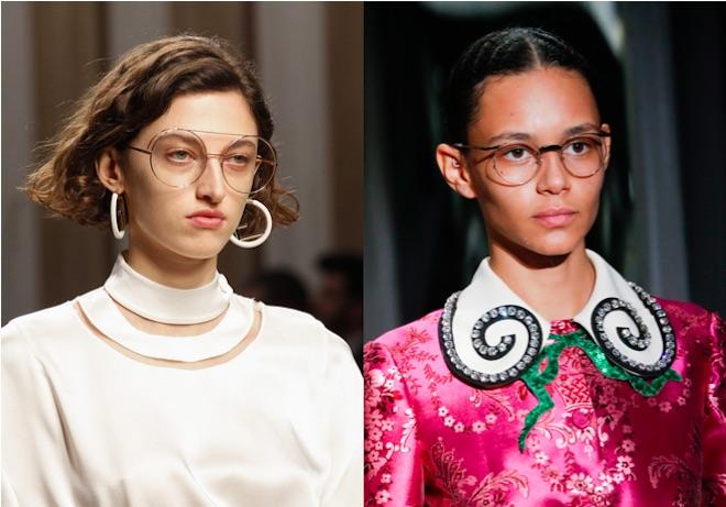 gafas de moda invierno 2017-18