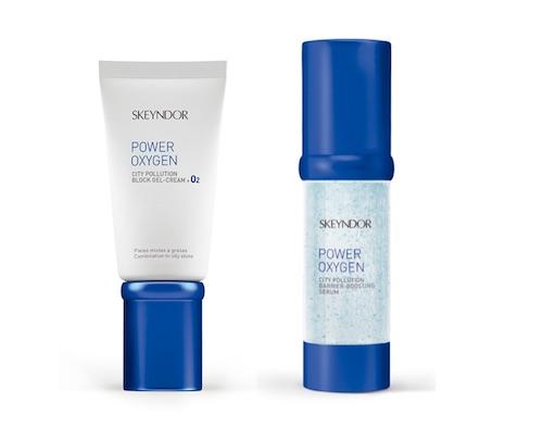 skeyndor power oxygen cosmetica anti polucion