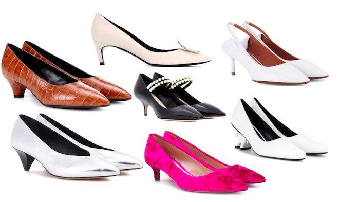 zapatos de moda invienro 2018 pump 50s