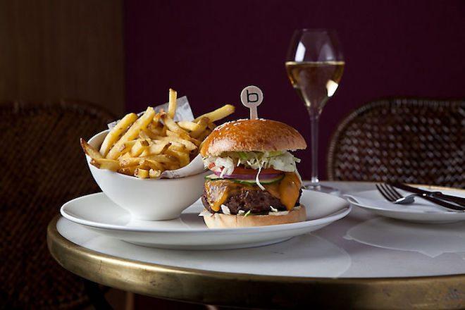bar boulud-bb-popup-burger