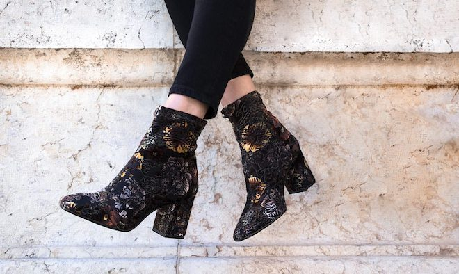 zapatos mujer comodos botines