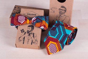 tielokos corbata parjarita