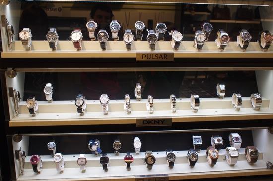 relojes tienda wats barcelona
