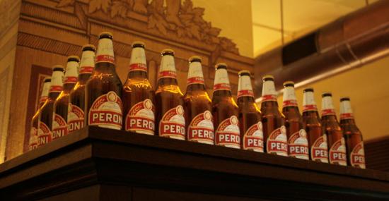cervezas peroni