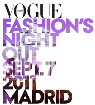 vogue fashion night out madrid 2011