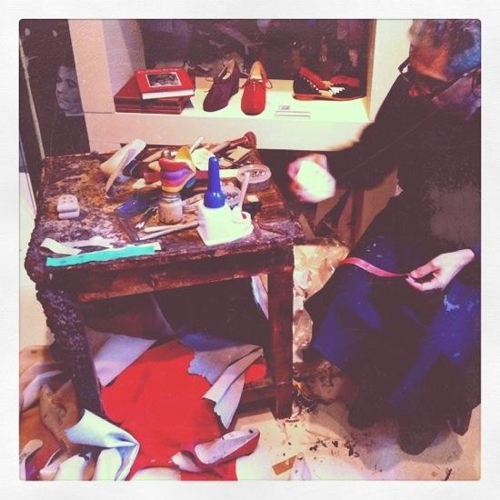 salvatore ferragamo maestro artesano zapatos