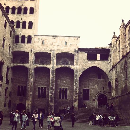 plaza del rey