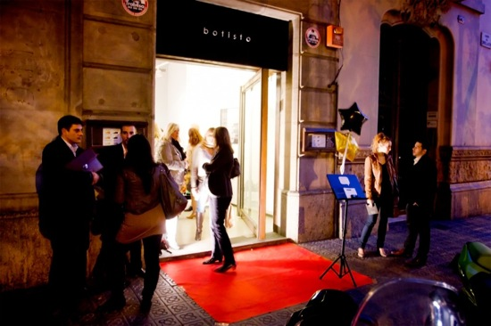 botisto tienda barcelona