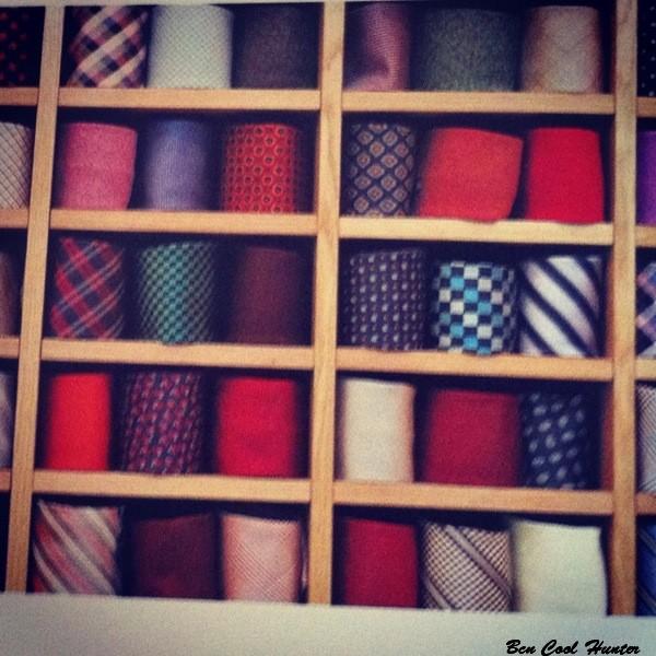 ropa de hombre corbatas
