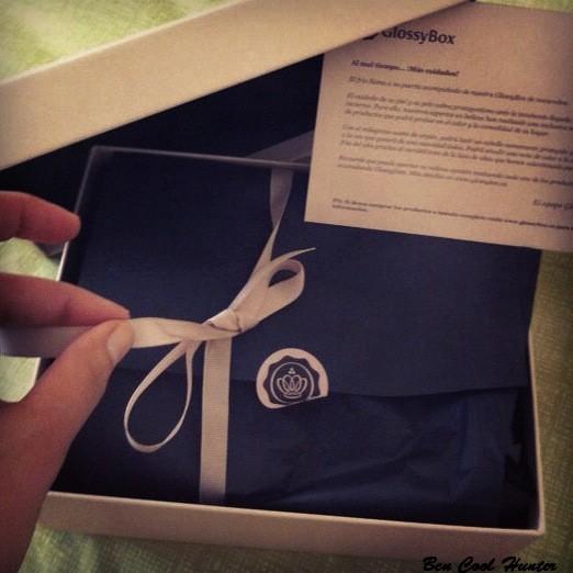 glossy box regalos navidad