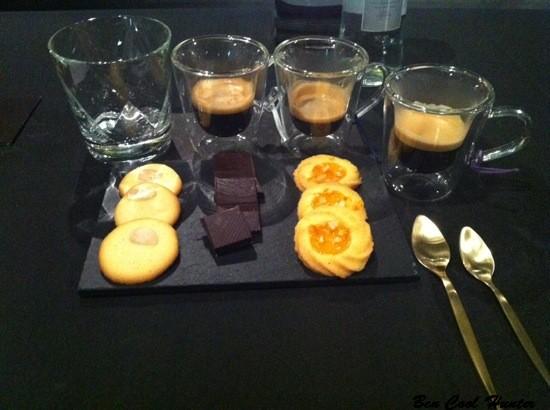 marcilla arome espresso cata cafe
