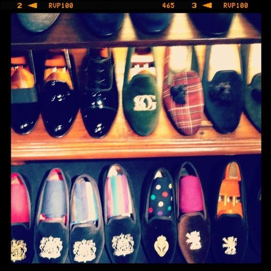 bow tie tienda zapatos barcelona