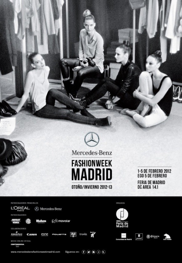 madrid mercedes benz fashion week