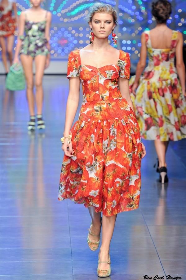 Dolce&Gabbana tangerine tango