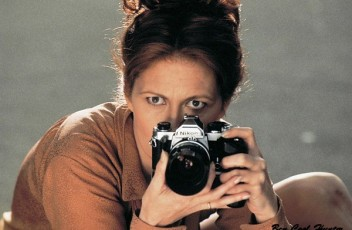 Eyes of Laura Mars directed by Irvin Kershner