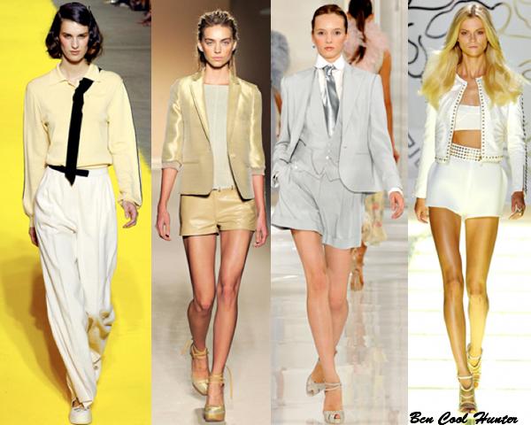 Sonia Rykiel - Max Mara - Ralph Lauren - Versace s/s 2012