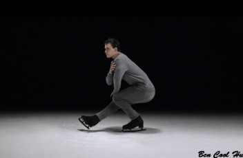 The Sit Spin in Viktor_and_Rolf directed by Lernert_and_Sander for Fantastic Man