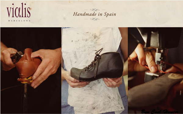 vialis zapatos made in spain