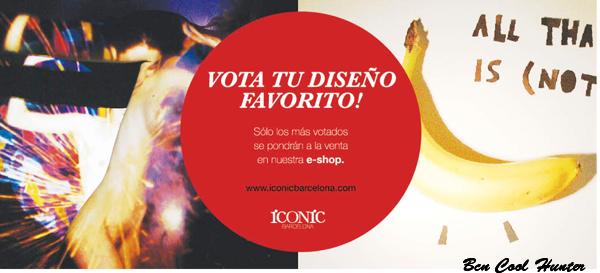 iconic barcelona concurso