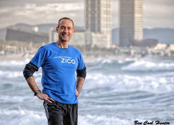 Mark Rampolla, fundador de ZICO