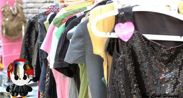 Mercadillo de ropa de segunda mano en barcelona bcn cool - Mercado segunda mano barcelona ...