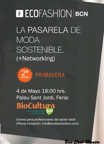 pasarela moda sostenible barcelona