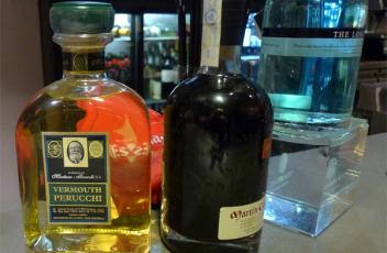vermouth botella