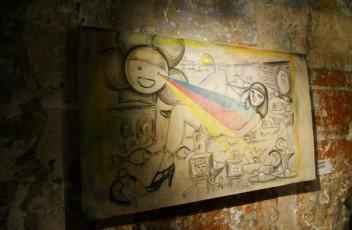 exhibición efímera galería Il·lacions barcelona