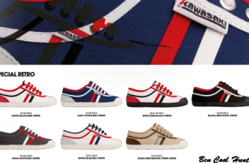 kawasaki zapatillas retro
