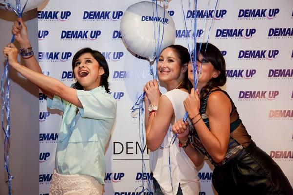 demak up blogger day