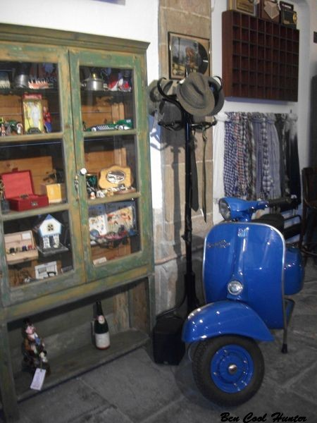 loisada vespa tienda barcelona