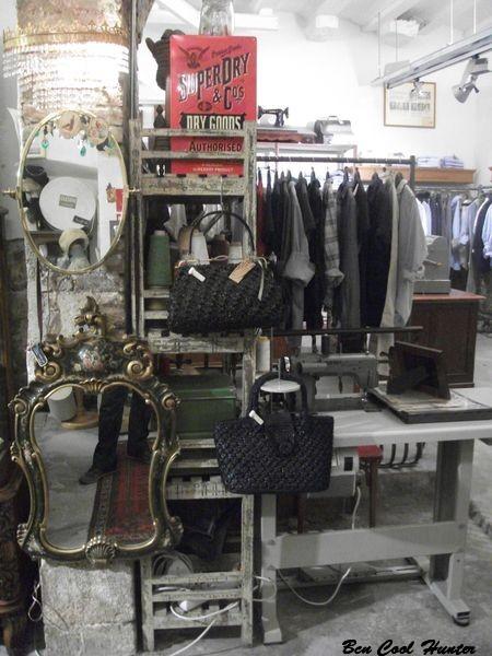 loisada tienda vintage barcelona
