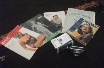 loisada revistas moda vintage