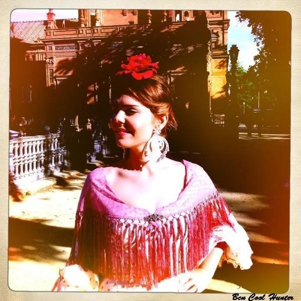 moda flamenca maria