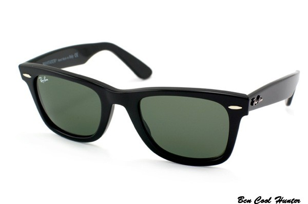 gafas de sol ray ban wayfarer graduadas