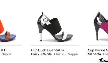 united nude sandali