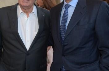 Alain Delon Ferruccio Ferragamo