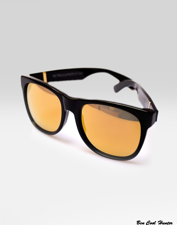 Super Sunglasses Black