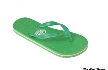 BRASILERAS flip flop Green