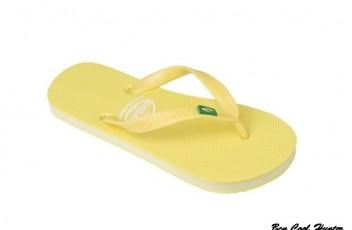 BRASILERAS flip flop Yellow