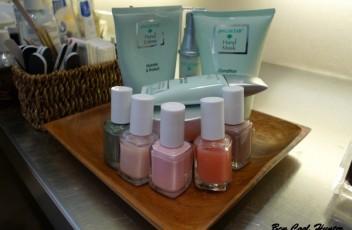 productos uñas pedicura