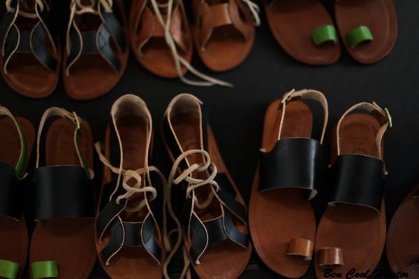 sandalias artesanales caboclo