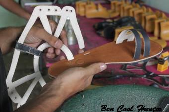 artesanos zapatos caboclo