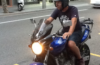 dani-moto casco hi jack diesel